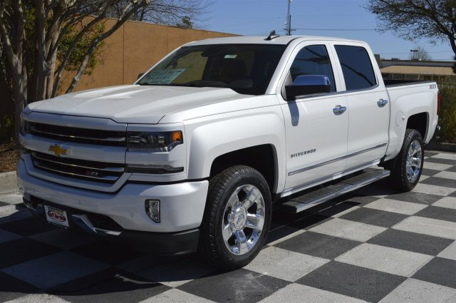 2017 Silverado 1500 Crew Cab 4x4, Pickup #S1903 - photo 3