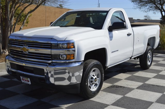 2017 Silverado 2500 Regular Cab, Pickup #S1908 - photo 3