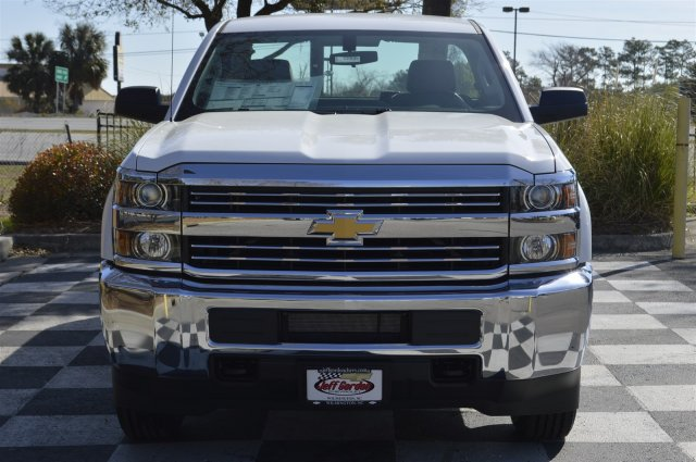 2017 Silverado 2500 Regular Cab, Pickup #S1908 - photo 4