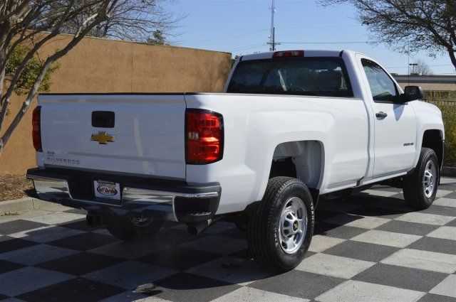 2017 Silverado 2500 Regular Cab, Pickup #S1908 - photo 2