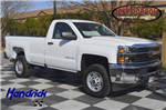 2017 Silverado 2500 Regular Cab, Pickup #S1908 - photo 1