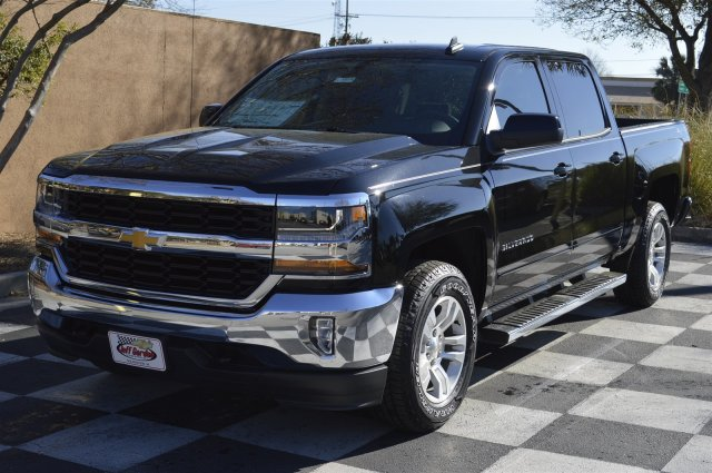 2017 Silverado 1500 Crew Cab 4x4, Pickup #S1914 - photo 3