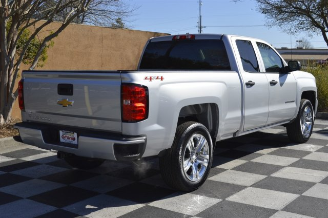 2017 Silverado 1500 Double Cab 4x4, Pickup #S1933 - photo 2