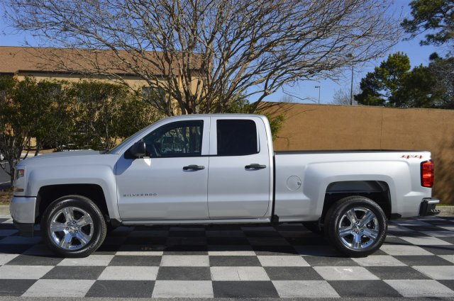 2017 Silverado 1500 Double Cab 4x4, Pickup #S1933 - photo 7