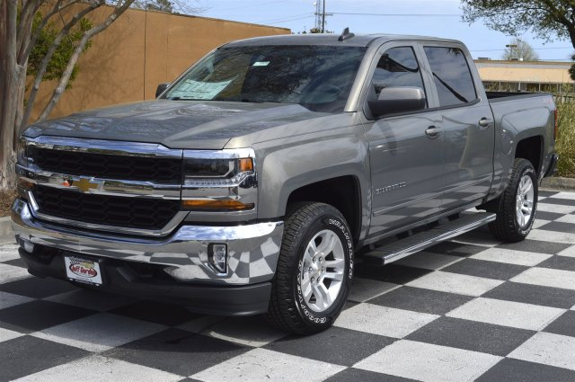 2017 Silverado 1500 Crew Cab 4x4, Pickup #S1978 - photo 3