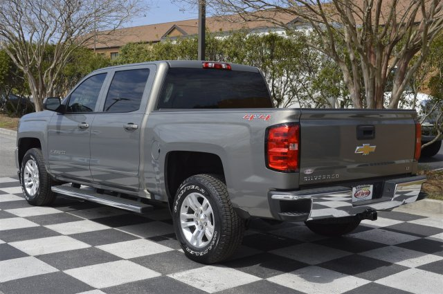 2017 Silverado 1500 Crew Cab 4x4, Pickup #S1978 - photo 5