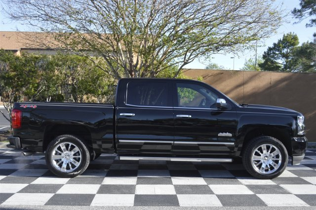 2017 Silverado 1500 Crew Cab 4x4, Pickup #S1980 - photo 8