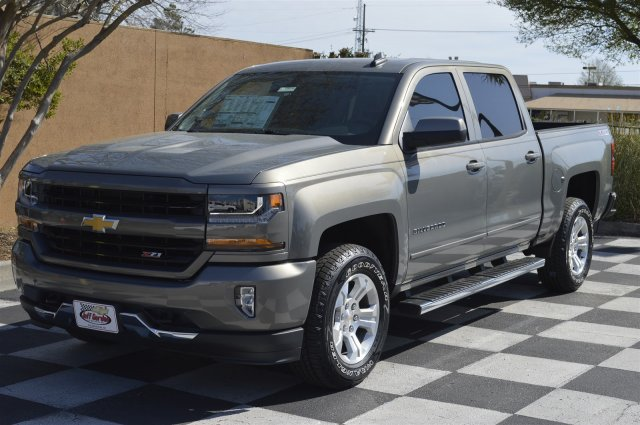 2017 Silverado 1500 Crew Cab 4x4, Pickup #S1987 - photo 3
