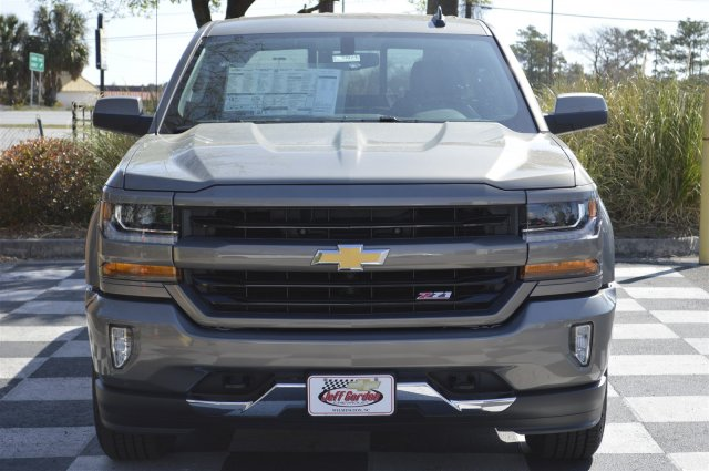 2017 Silverado 1500 Crew Cab 4x4, Pickup #S1987 - photo 4