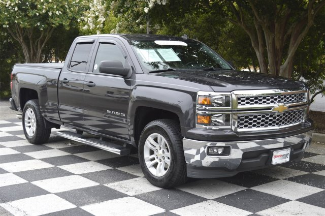2014 Silverado 1500 Double Cab, Pickup #S1989A - photo 3
