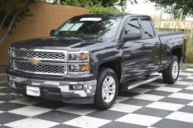 2014 Silverado 1500 Double Cab, Pickup #S1989A - photo 4