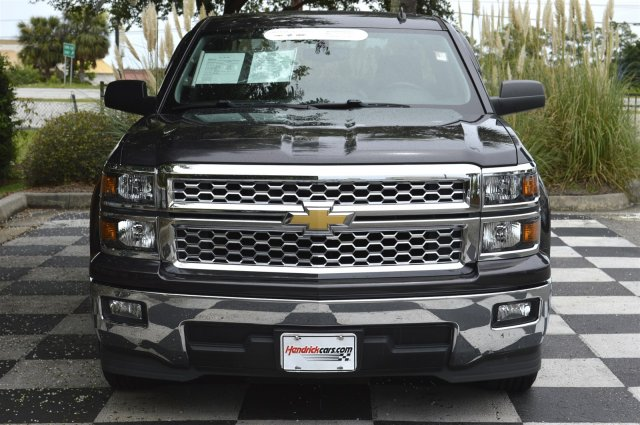 2014 Silverado 1500 Double Cab, Pickup #S1989A - photo 5
