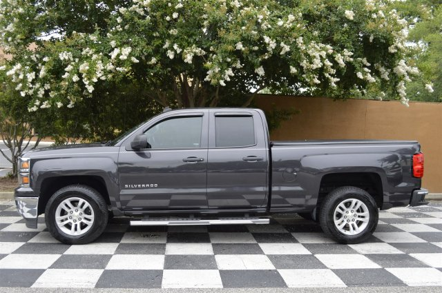 2014 Silverado 1500 Double Cab, Pickup #S1989A - photo 8