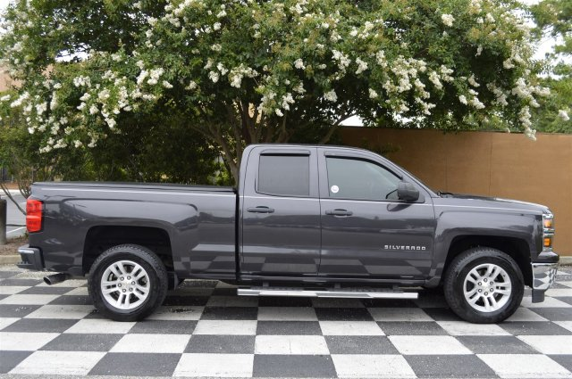 2014 Silverado 1500 Double Cab, Pickup #S1989A - photo 9