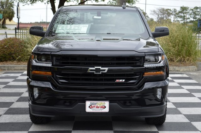 2017 Silverado 1500 Double Cab 4x4, Pickup #S2021 - photo 4