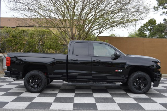 2017 Silverado 1500 Double Cab 4x4, Pickup #S2021 - photo 8