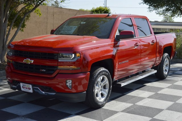 2017 Silverado 1500 Crew Cab 4x4, Pickup #S2034 - photo 3