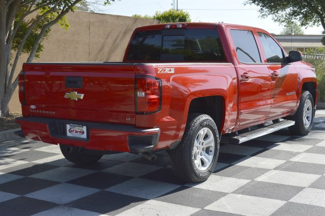 2017 Silverado 1500 Crew Cab 4x4, Pickup #S2034 - photo 2