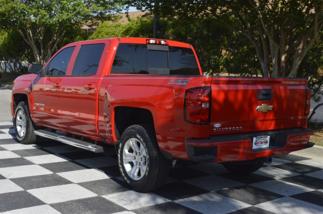 2017 Silverado 1500 Crew Cab 4x4, Pickup #S2034 - photo 5