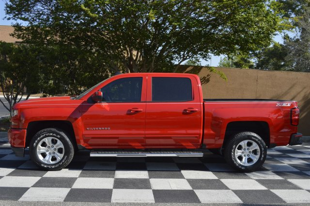 2017 Silverado 1500 Crew Cab 4x4, Pickup #S2034 - photo 7