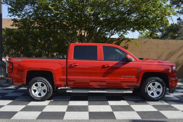 2017 Silverado 1500 Crew Cab 4x4, Pickup #S2034 - photo 8