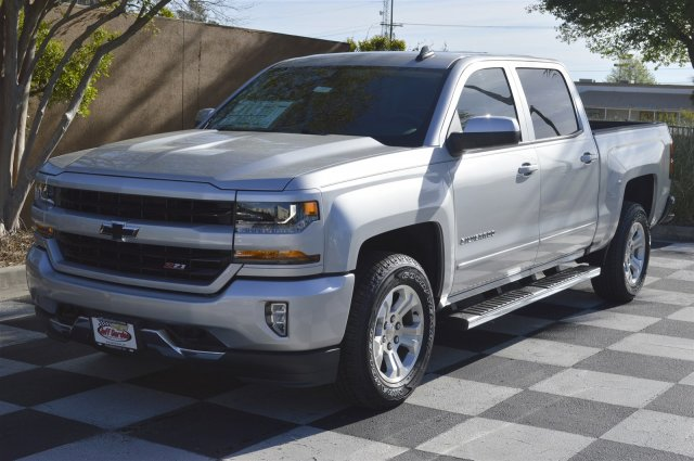 2017 Silverado 1500 Crew Cab 4x4, Pickup #S2049 - photo 3