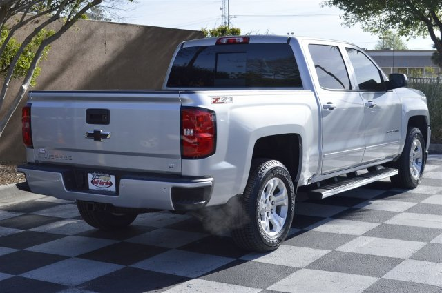 2017 Silverado 1500 Crew Cab 4x4, Pickup #S2049 - photo 2