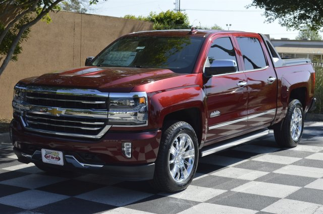 2017 Silverado 1500 Crew Cab 4x4, Pickup #S2095 - photo 3