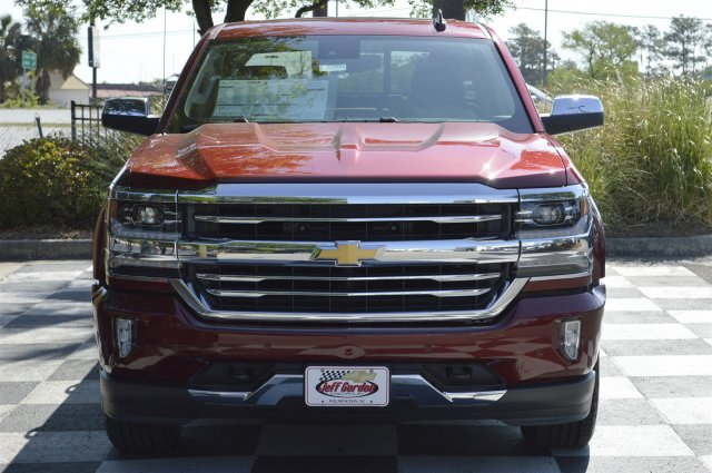 2017 Silverado 1500 Crew Cab 4x4, Pickup #S2095 - photo 4