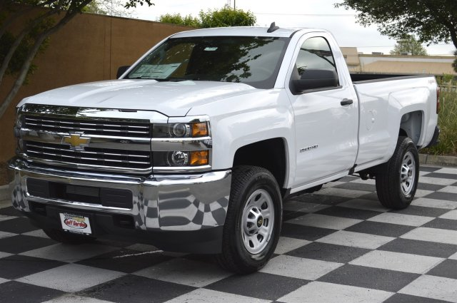2017 Silverado 2500 Regular Cab 4x4, Pickup #S2103 - photo 3