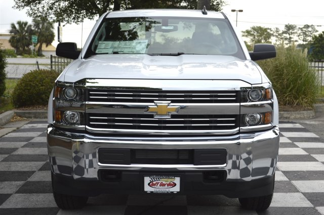 2017 Silverado 2500 Regular Cab 4x4, Pickup #S2103 - photo 4