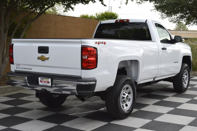 2017 Silverado 2500 Regular Cab 4x4, Pickup #S2103 - photo 2