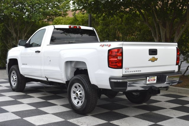 2017 Silverado 2500 Regular Cab 4x4, Pickup #S2103 - photo 5