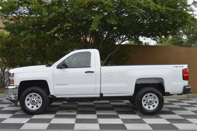 2017 Silverado 2500 Regular Cab 4x4, Pickup #S2103 - photo 7