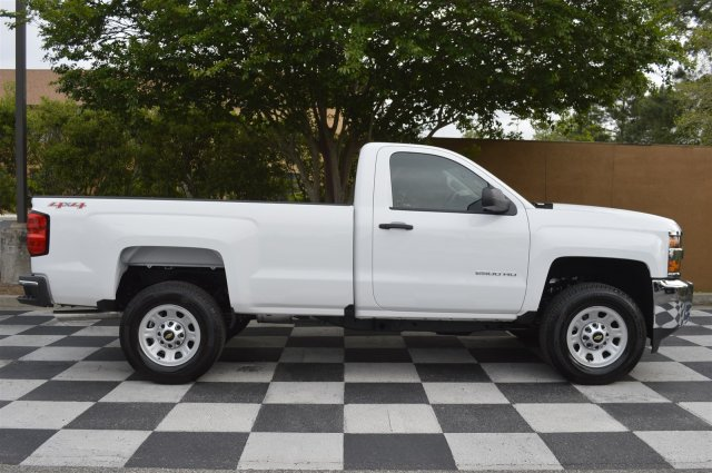 2017 Silverado 2500 Regular Cab 4x4, Pickup #S2103 - photo 8