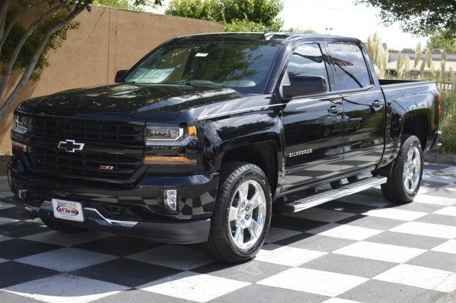 2017 Silverado 1500 Crew Cab 4x4, Pickup #S2199 - photo 3