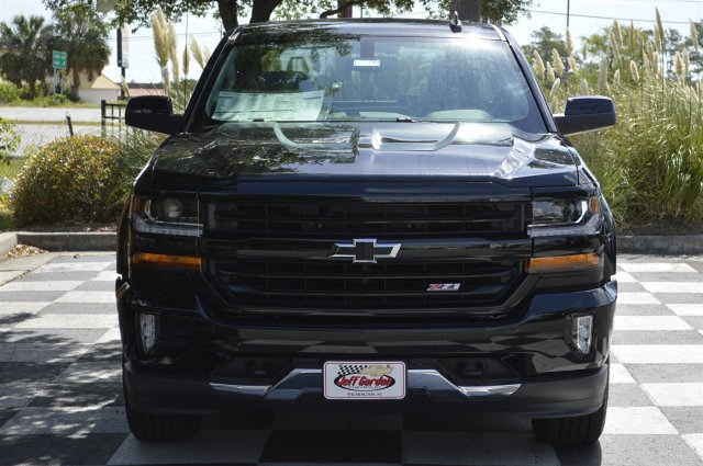 2017 Silverado 1500 Crew Cab 4x4, Pickup #S2199 - photo 4