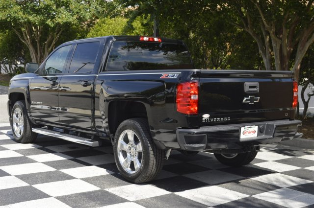 2017 Silverado 1500 Crew Cab 4x4, Pickup #S2199 - photo 5