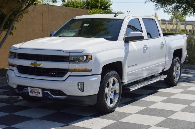 2017 Silverado 1500 Crew Cab 4x4, Pickup #S2208 - photo 3