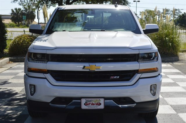 2017 Silverado 1500 Crew Cab 4x4, Pickup #S2208 - photo 4