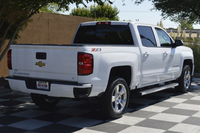 2017 Silverado 1500 Crew Cab 4x4, Pickup #S2208 - photo 2