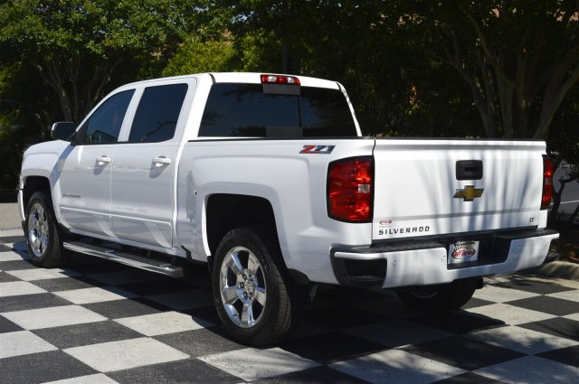 2017 Silverado 1500 Crew Cab 4x4, Pickup #S2208 - photo 5