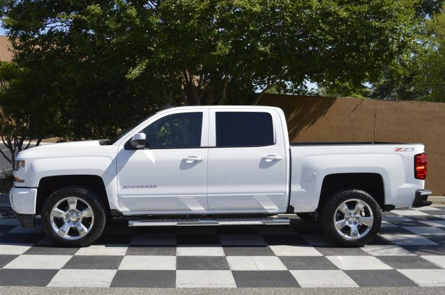 2017 Silverado 1500 Crew Cab 4x4, Pickup #S2208 - photo 7