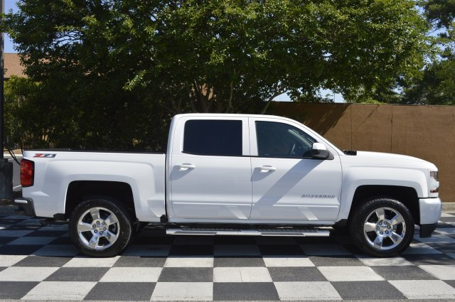 2017 Silverado 1500 Crew Cab 4x4, Pickup #S2208 - photo 8