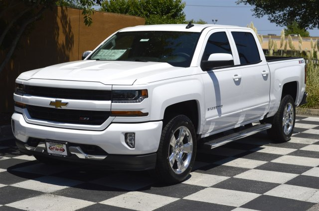 2017 Silverado 1500 Crew Cab 4x4, Pickup #S2221 - photo 3