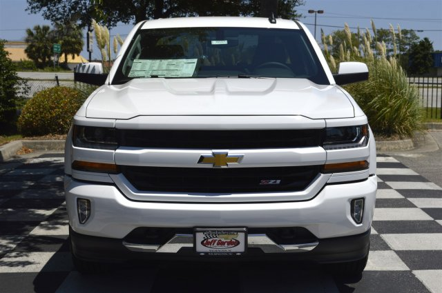 2017 Silverado 1500 Crew Cab 4x4, Pickup #S2221 - photo 4