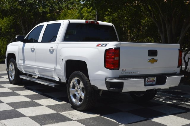 2017 Silverado 1500 Crew Cab 4x4, Pickup #S2221 - photo 5