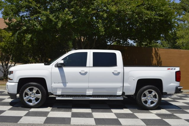 2017 Silverado 1500 Crew Cab 4x4, Pickup #S2221 - photo 7