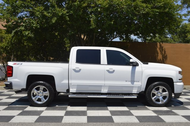 2017 Silverado 1500 Crew Cab 4x4, Pickup #S2221 - photo 8