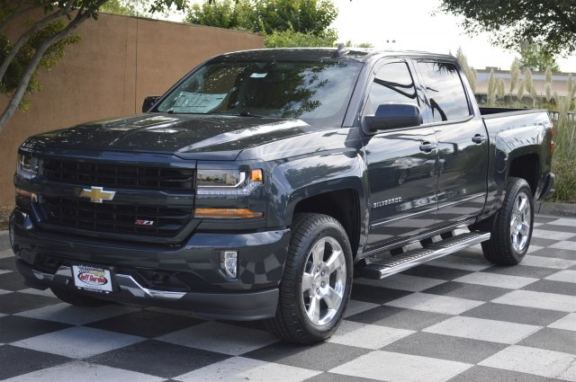 2017 Silverado 1500 Crew Cab 4x4, Pickup #S2222 - photo 3